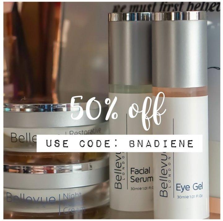 Bellevue of london discount code