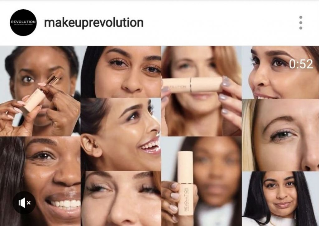makeup revolution fastbase foundation