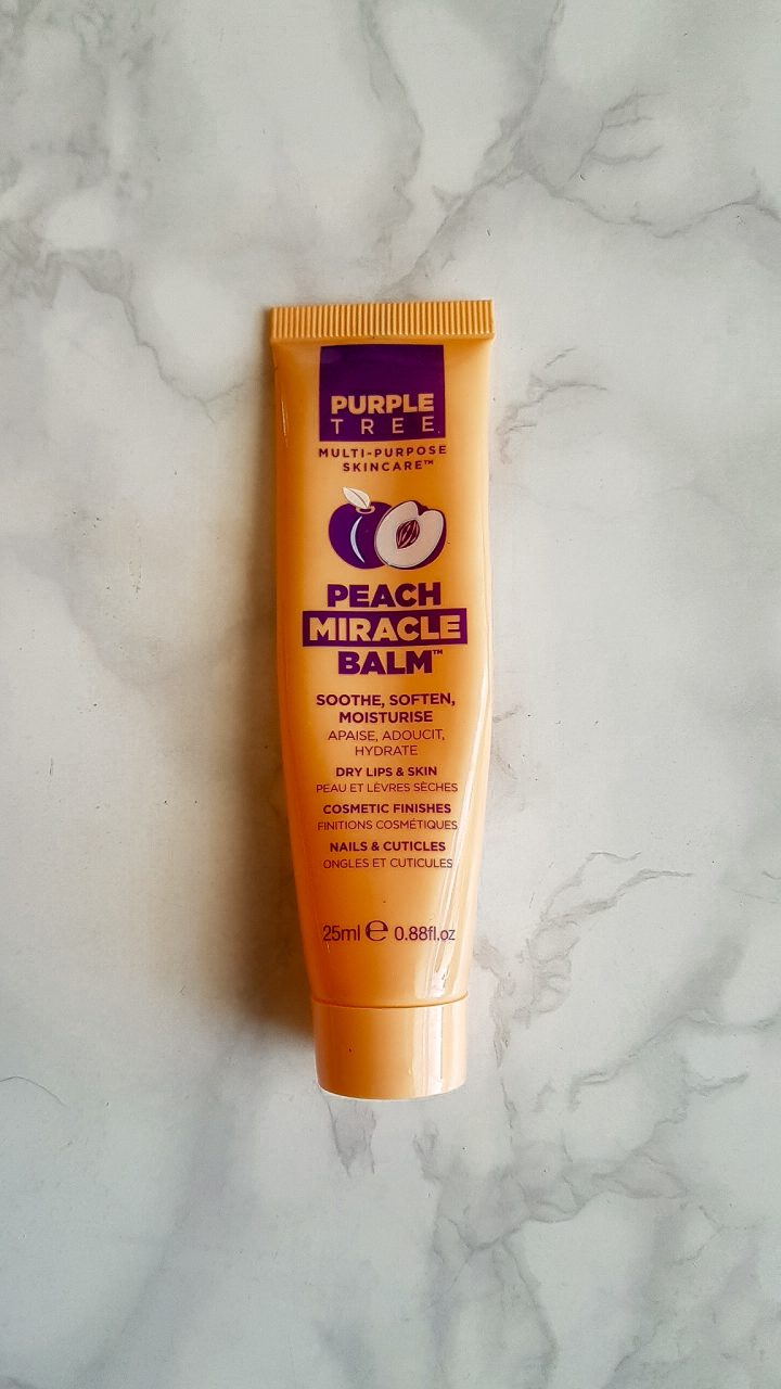 Purple Tree Miracle Balm Peach