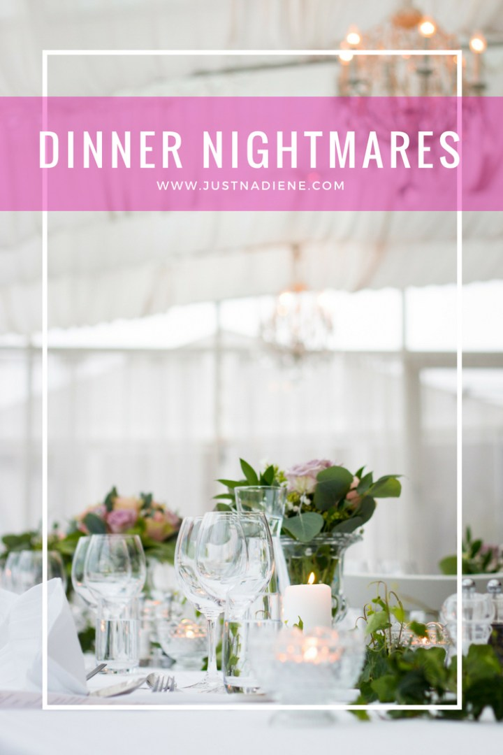Dinner Nightmares – Things that shouldn't be served [post for giggles]