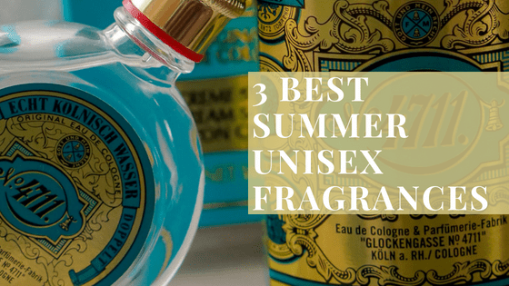 3 Best Summer Unisex Fragrances