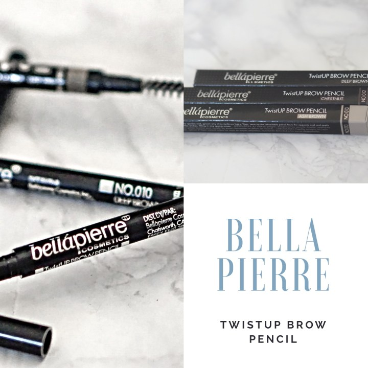 I have been using this Bellapierre product all week