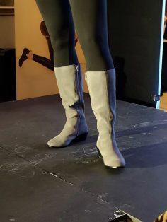 charcol vionic boot tinsley