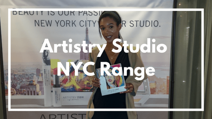 Artistry Studio NYC Makeup Range | First Look