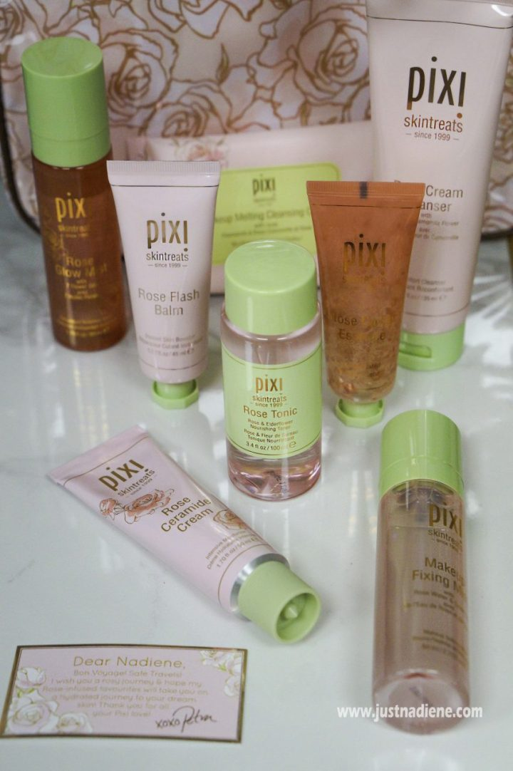 Pamper yourself with Pixie Beauty