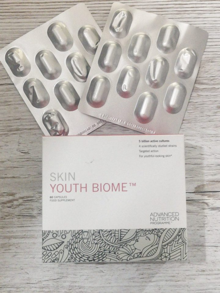 Skin Youth Biome|Advanced Nutrition Programme