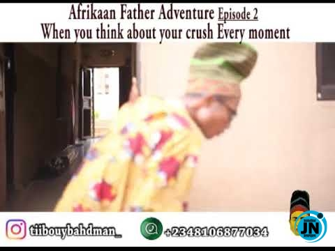 COMEDY VIDEO: Playclown Comedy - Afrikaan father Adventure EP 2