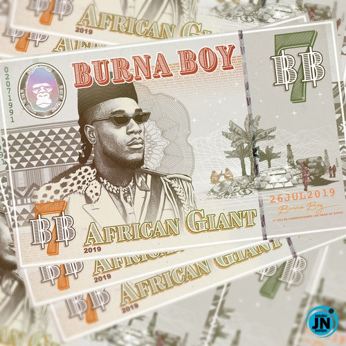 Burna Boy - Spiritual