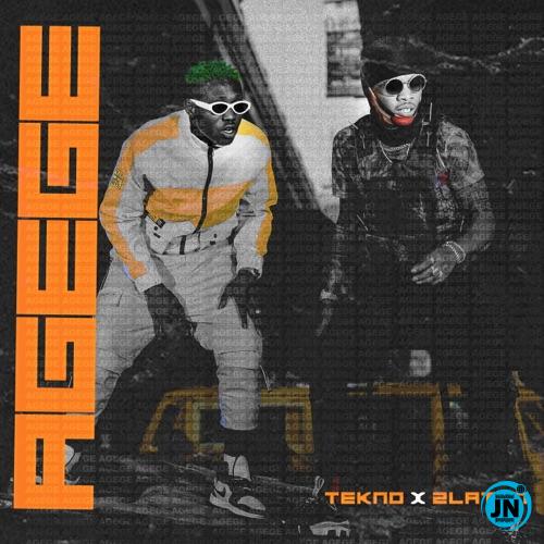 Tekno - Agege ft. Zlatan