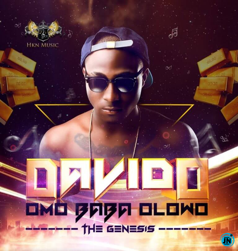 Davido – Enter the Center ft. B-Red