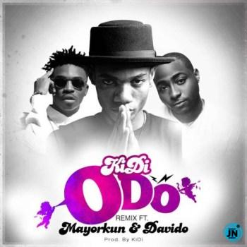Kidi - Odo (Remix) ft. Davido & Mayorkun