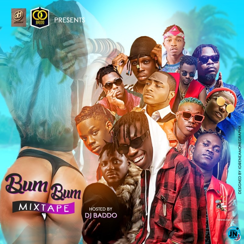 DJ Baddo – Bum Bum Mix (Mixtape)