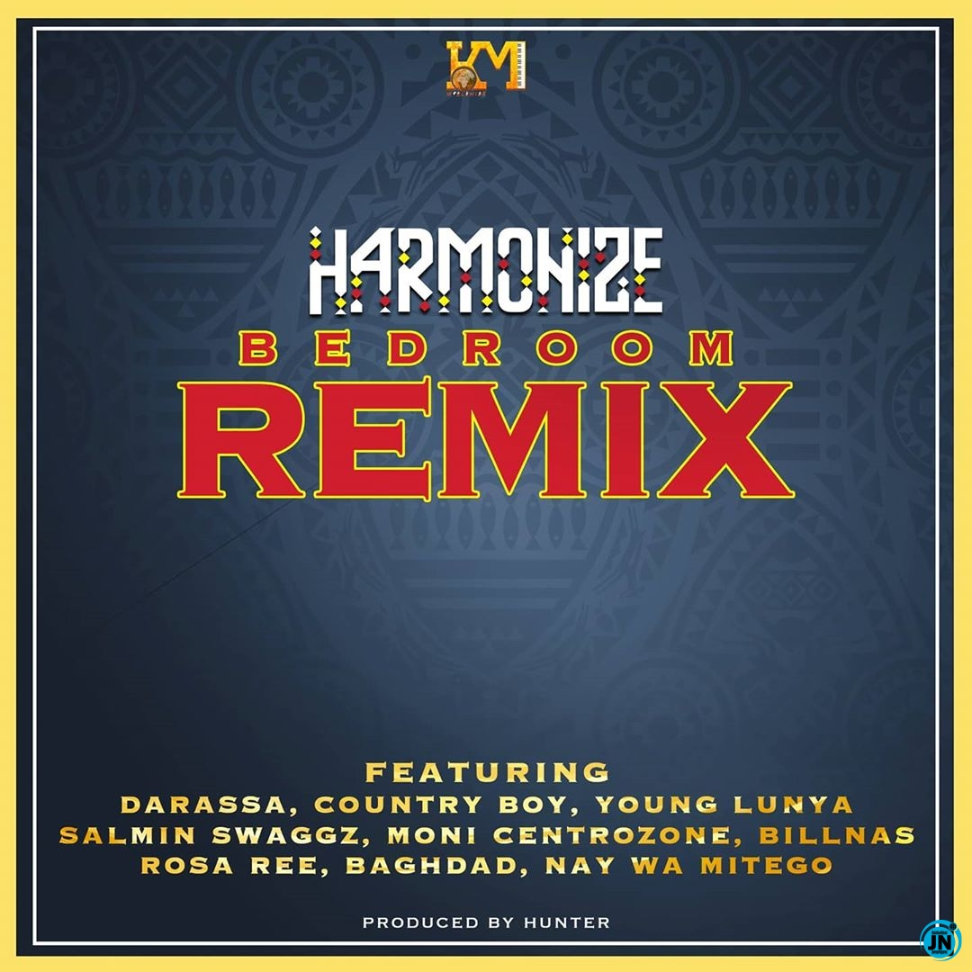 Harmonize – Bedroom (Remix) ft. Darassa, Country Boy, Young Lunya, Moni, Billnas, Rosa Ree & Baghdad