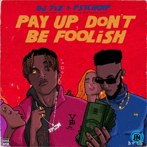 Pay Up, Don't Be Foolish EP
