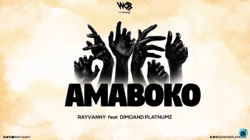 Rayvanny – Amaboko ft. Diamond Platnumz