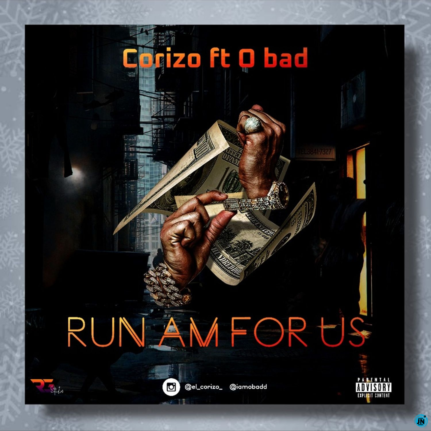 Corizo - Run Am for us Ft. O bad