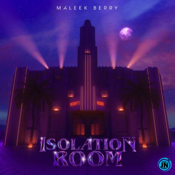 Isolation Room EP