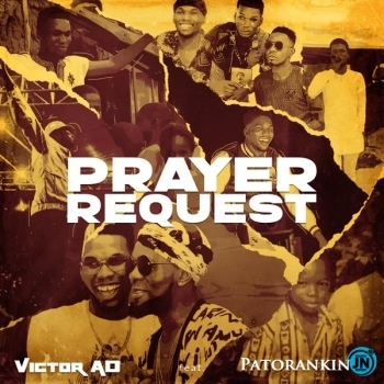 Victor AD – Prayer Request (Instrumental) ft. Patoranking