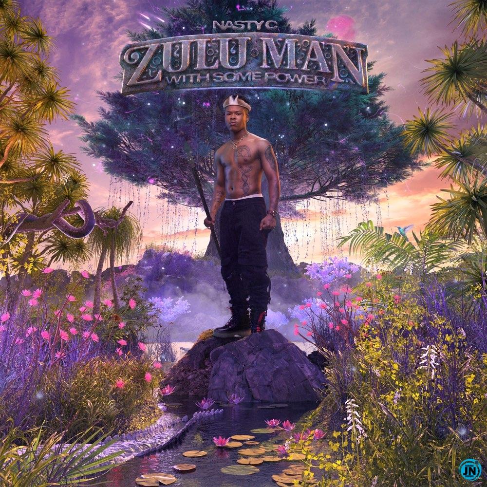 Zulu Man With Some Power Album