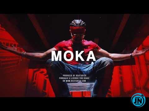 BeatsbySV - Moka (Afro Beat Type  Instrumental)