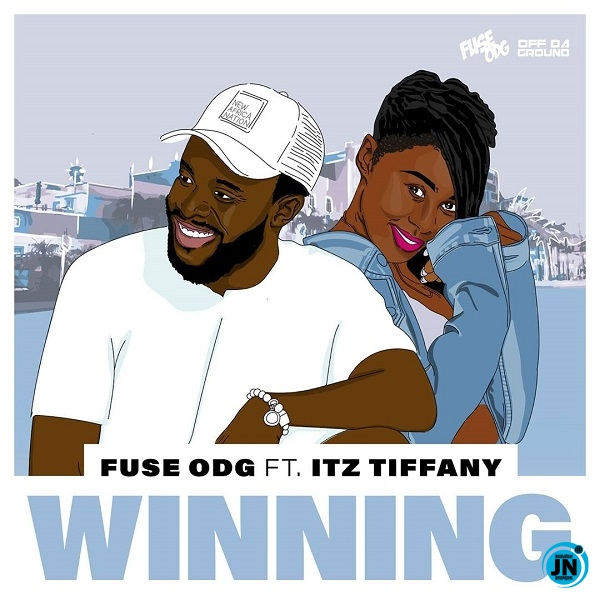 Fuse ODG – Winning ft. Itz Tiffany