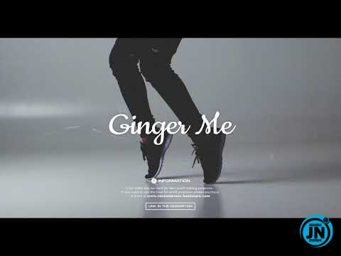Ransom Beatz - Ginger Me (Burna boy x Afrobeat Type Beat)