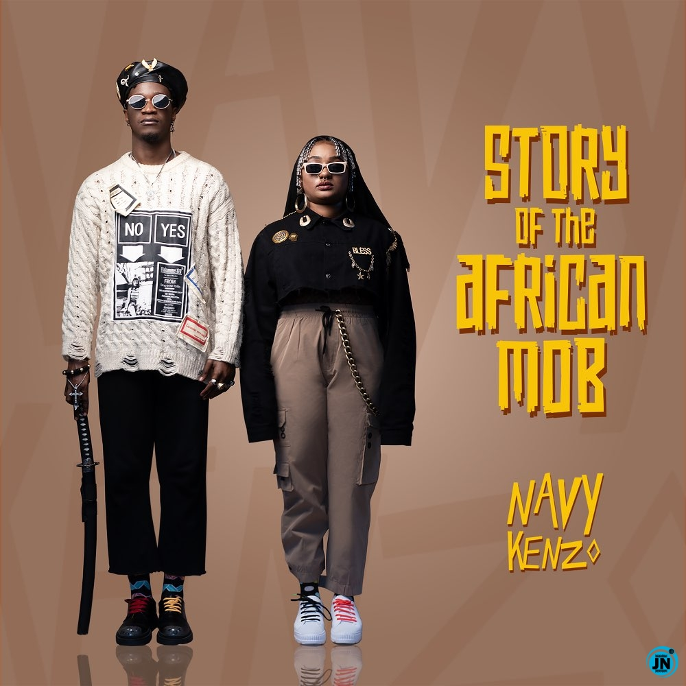 Story Of The African Mob Album