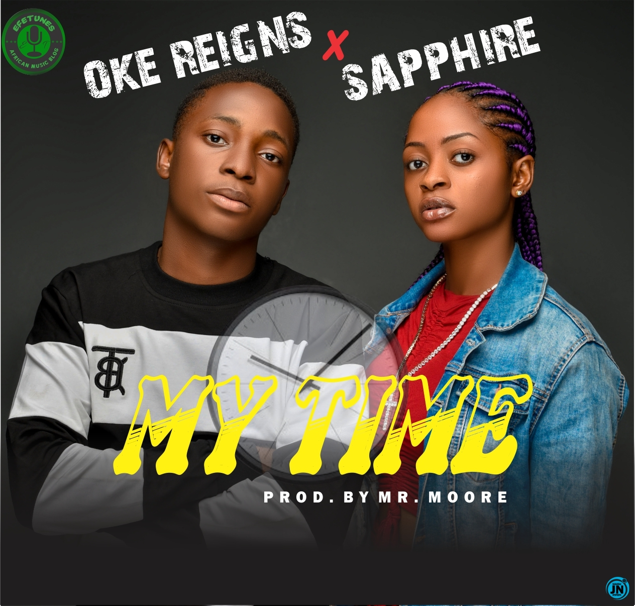 Oke Reigns – My Time ft. Sapphire