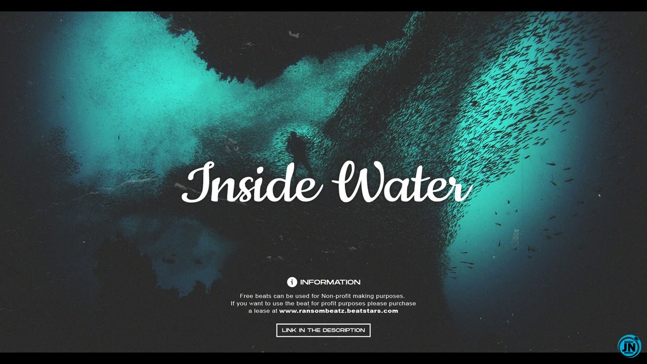 Ransom Beatz - Inside Water (Burna boy x Afrobeat Type Beat)