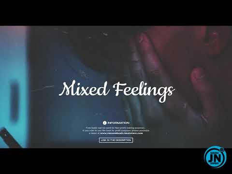 Ransom Beatz - Mixed Feelings (Burna boy x Afrobeat Type Beat)