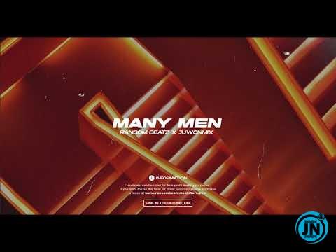 Ransom Beatz - Many Men (Burna boy x Afrobeat Type Beat)