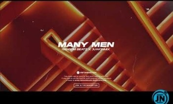 Freebeat: Ransom Beatz - Many Men (Burna boy x Afrobeat Type Beat)