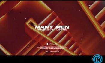 Freebeat: Ransom Beatz - Many Men (Burna boy x Afrobeat Type Beat)