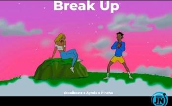 Freebeat: Skool Beatz - Break Up (Joeyboy x Davido x Fireboy Type Beat)