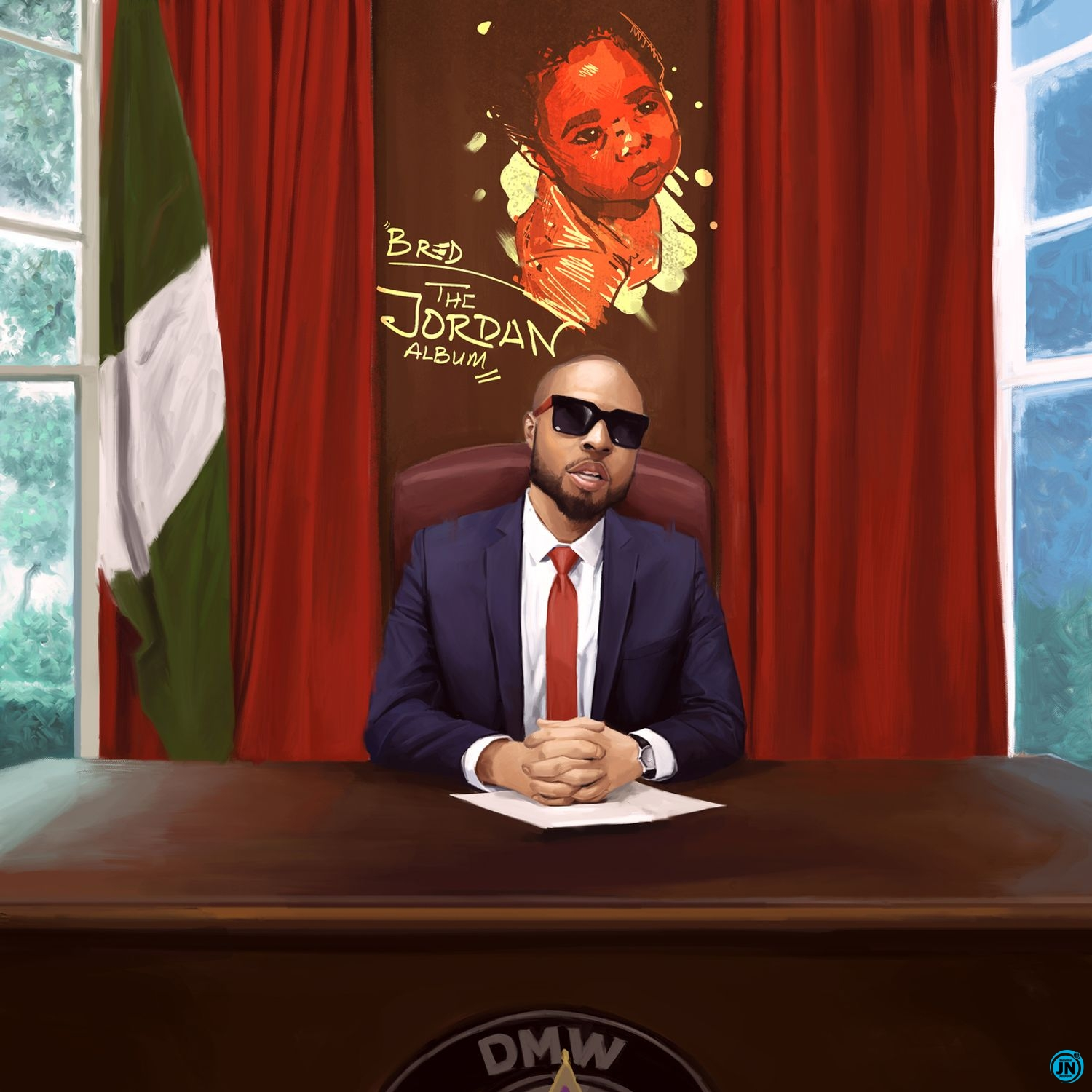 B-Red – Remember Ft. Davido