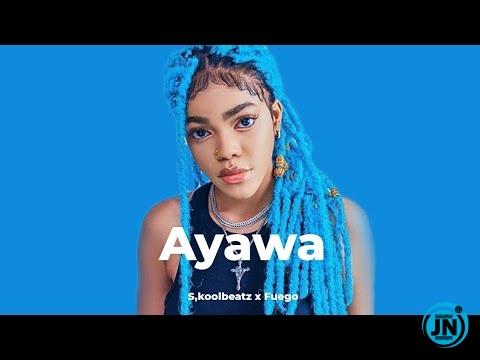 Skool Beatz - Ayawa (Joeboy ✘ Davido ✘ Fireboy Type Beat)