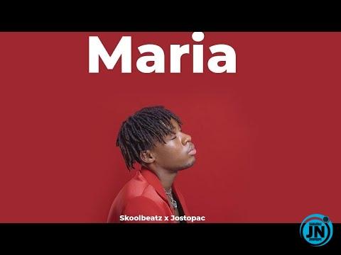 Skool Beatz - Maria (Joeboy ✘ Davido ✘ Fireboy Type Beat)