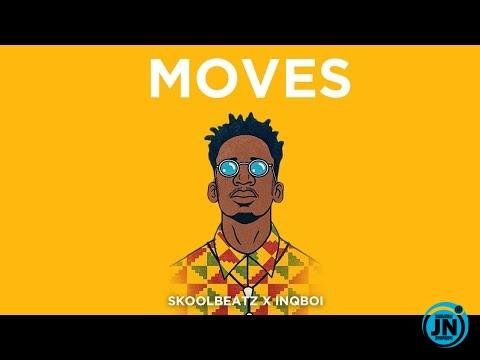 Skool Beatz - Moves (Fireboy ✘ Rema ✘ Omahlay Type Beat)