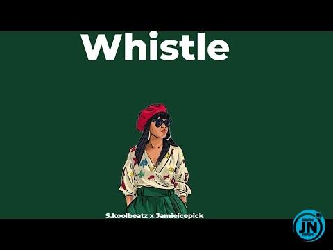 Skool Beatz - Whistle (Joeboy ✘ Davido ✘ Fireboy Type Beat)