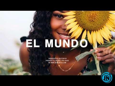 BeatsbySV - El Mundo (Zouk Beat Instrumental)