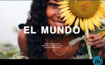 Freebeat: BeatsbySV - El Mundo (Zouk Beat Instrumental)