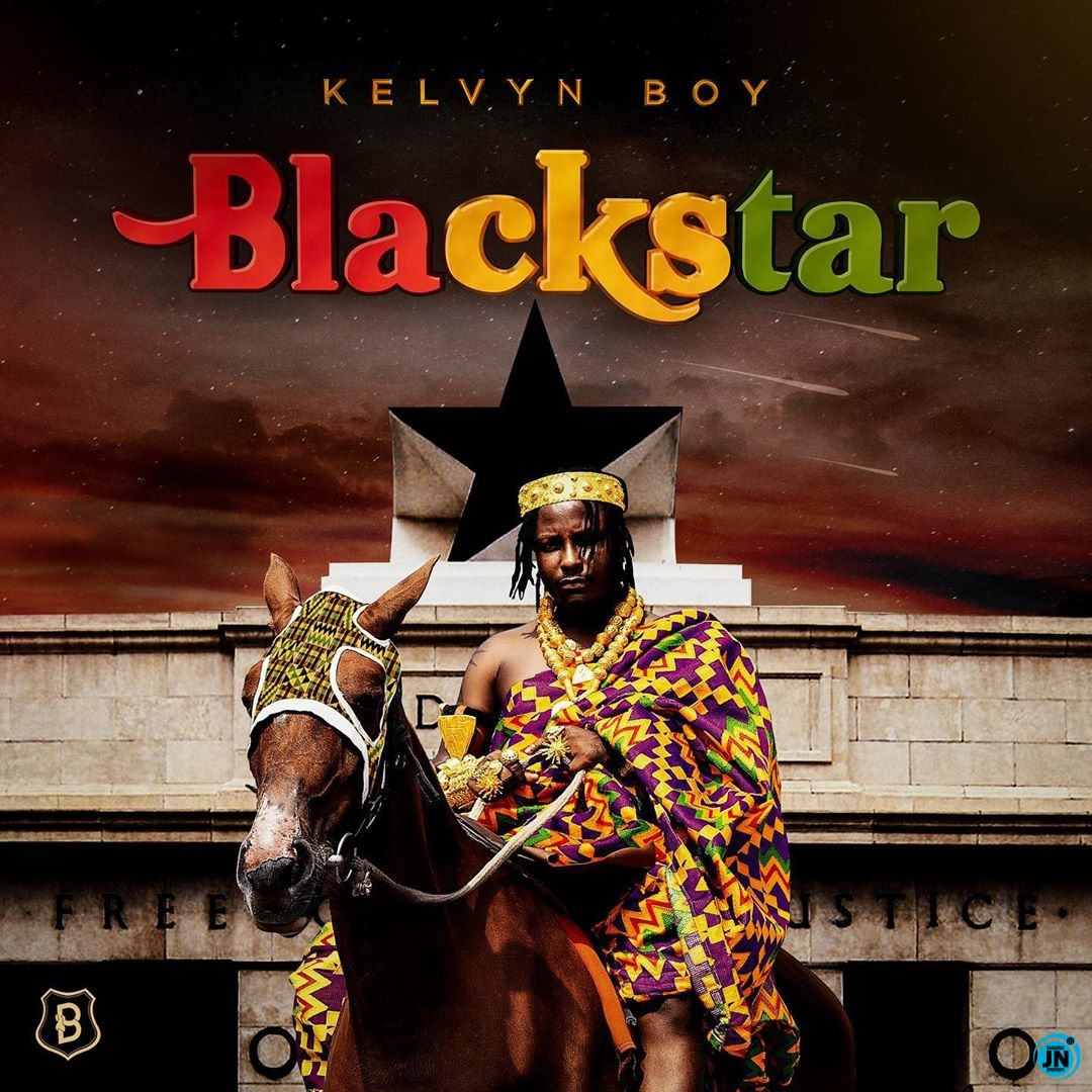 Kelvyn Boy – Stuck On You ft. Medikal, Kofi Mole, Quamina MP & Twitch 4EVA