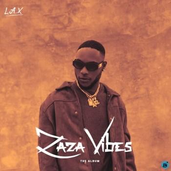 [Album] L.A.X - ZaZa Vibes Album