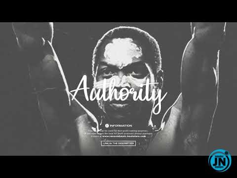 Ransom Beatz - Authority (Burna boy x Afrobeat Type Beat)