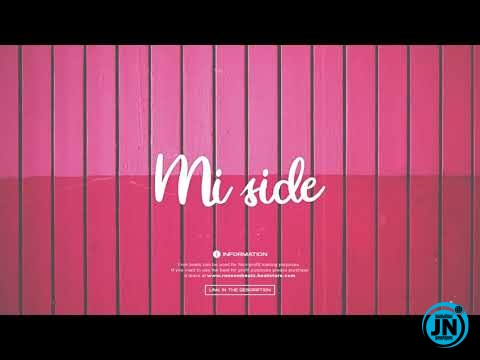 Ransom Beatz - Mi side (Burna boy x Wizkid x Afrobeat Type Beat)