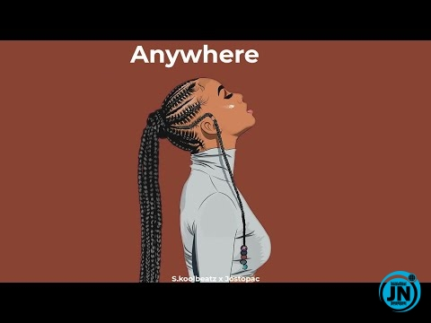 Skool Beatz - Anywhere (Fireboy ✘ Joeboy ✘Davido Type Beat)