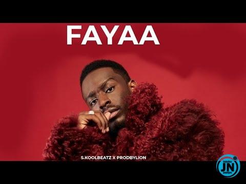 Skool Beatz - Fayaa (Burna Boy ✘ Rema ✘Fireboy Type Beat)