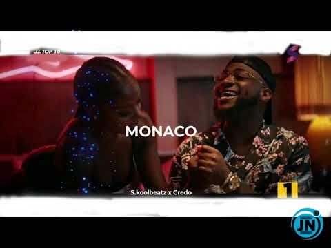 Skool Beatz - Monaco (Fireboy ✘ Joeboy ✘Davido Type Beat)