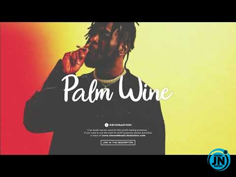 Ransom Beatz - Palm Wine (Burna boy x Afrobeat Type Beat)
