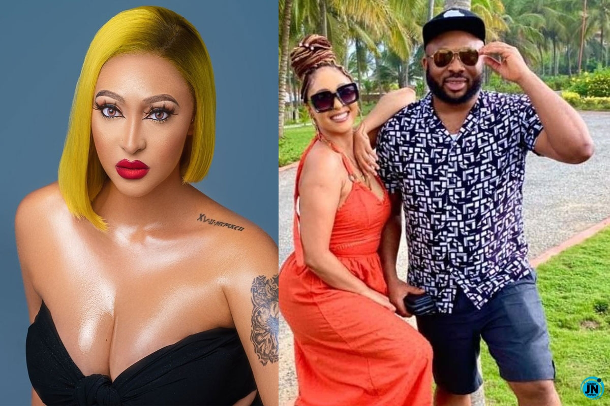'Your conscience will make you run mad' – Nigerians drag Rosy Meurer after explaining why she got married to Tonto Dikeh's ex-husband, Churchill